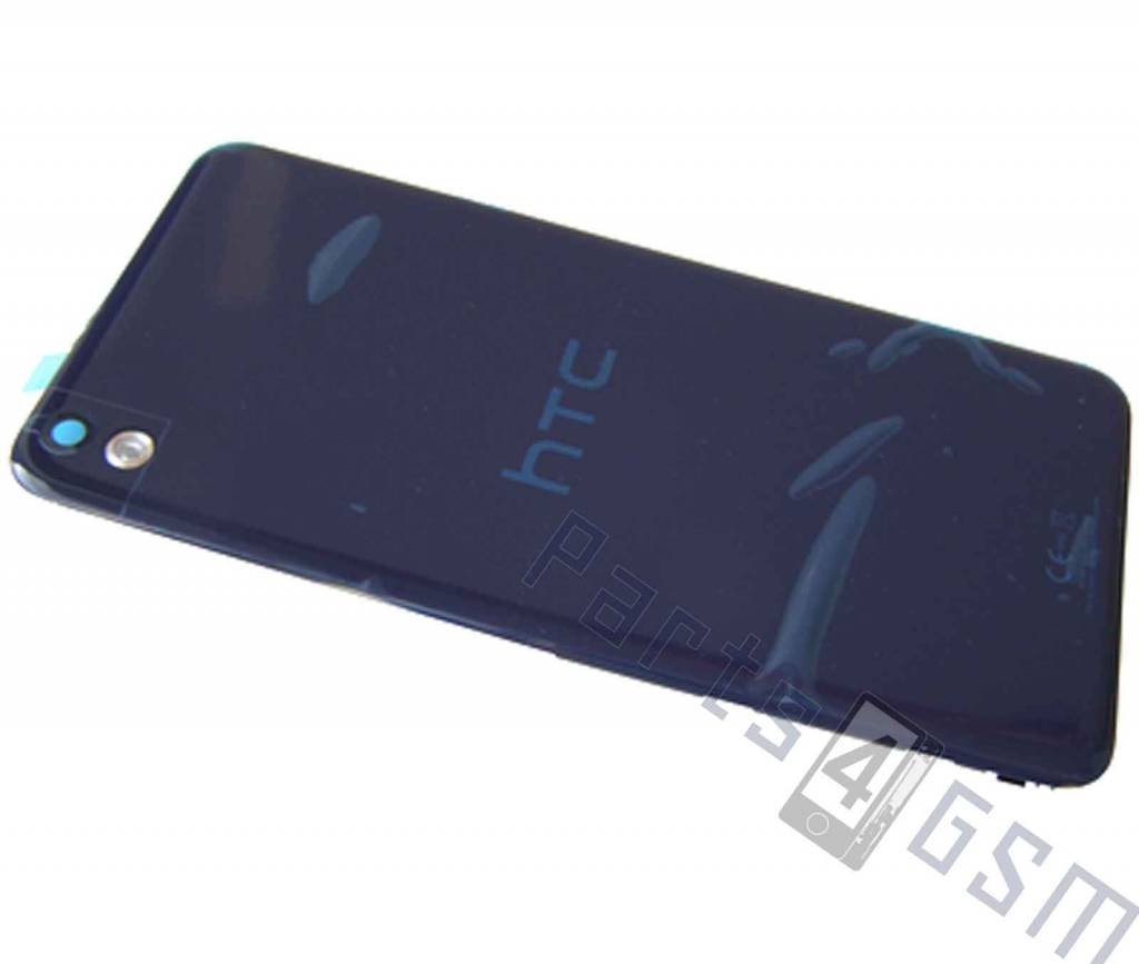 buy online 11c71 a5dc6 HTC Desire 816 Battery Cover, Blue, 74H02671-12M - Parts4GSM