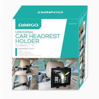 Omega universele auto hoofdsteunhouder voor tablets [41825]