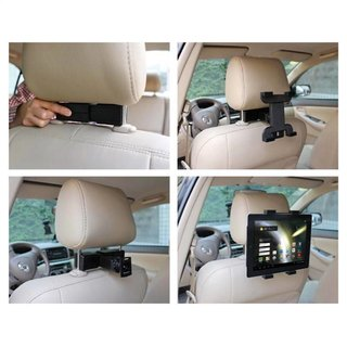 Omega Universal Car Headrest Mount For Tablets 41825