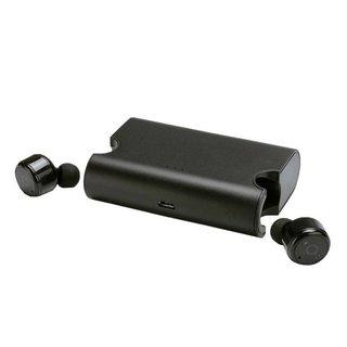 Platinet Draadloze Bluetooth oordopjes inclusief oplaad opberg doosje [43892]
