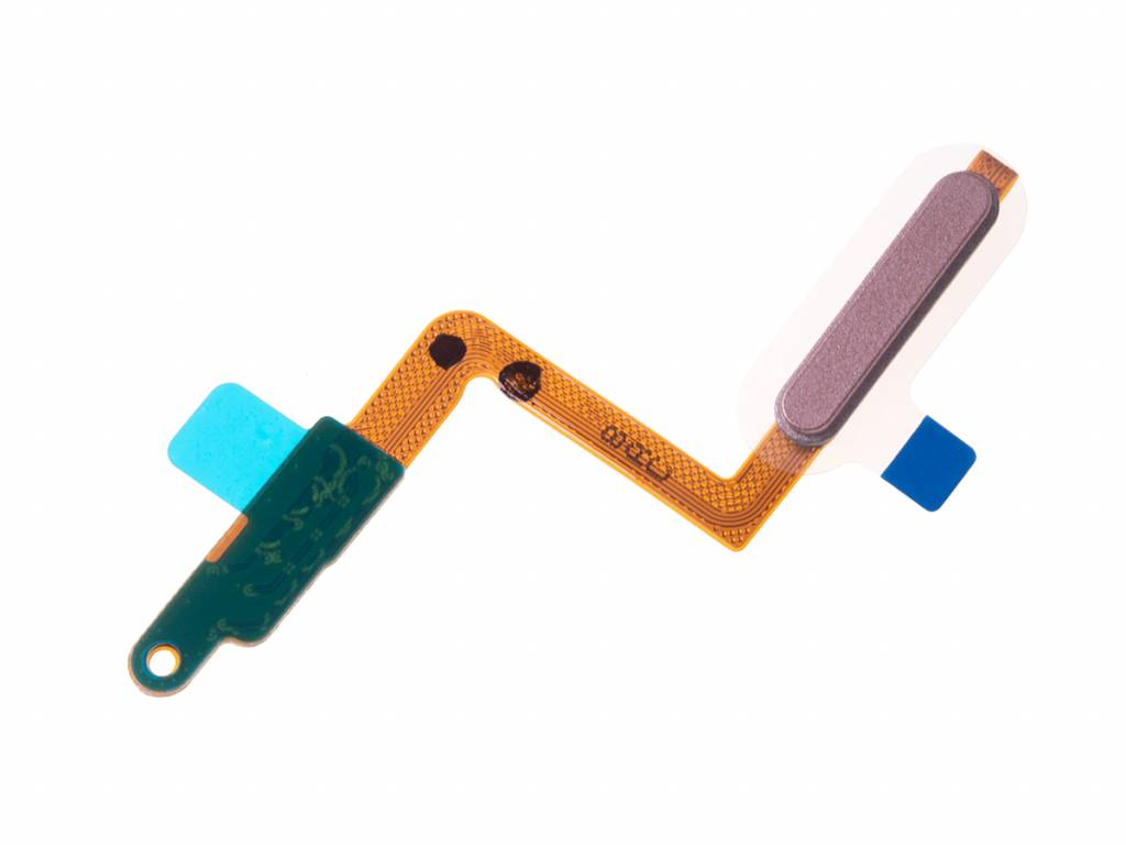 Samsung A750FN/DS Galaxy A7 (2018) Power key flex cable, Gold, GH96-12118B - Parts4GSM