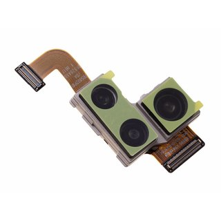 Huawei Mate 20 Pro Dual Sim (LYA-L29C) Driedubbele Camera Module Achterkant, 40Mpix + 20Mpix + 8Mpix, 23060322