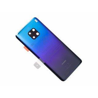 Huawei Mate 20 Pro Dual Sim (LYA-L29C) Battery Cover, Twilight, 02352GDG
