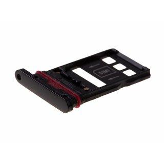 Huawei Mate 20 Pro Dual Sim (LYA-L29C) Sim + Memory Card Tray Holder, Twilight, SIM + NM, 51661KLQ