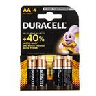 Duracell Batterij Alkaline Basic Lr06 / AA Mn1500 4Bp Blister * 4