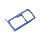 Huawei P10 (VTR-L09) Sim + Speicherkarten Halter, Blau, 51661EBA