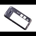 Huawei Y3 Dual Sim LTE 2017 (CRO-L22) Middenbehuizing, Grijs, 97070RCD