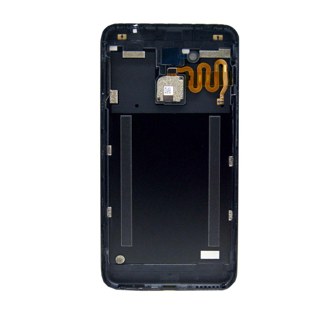 wholesale dealer f340a ac3e4 Huawei Honor 6C Pro (JMM-L22) Back Cover, Black, 97070SQE - Parts4GSM