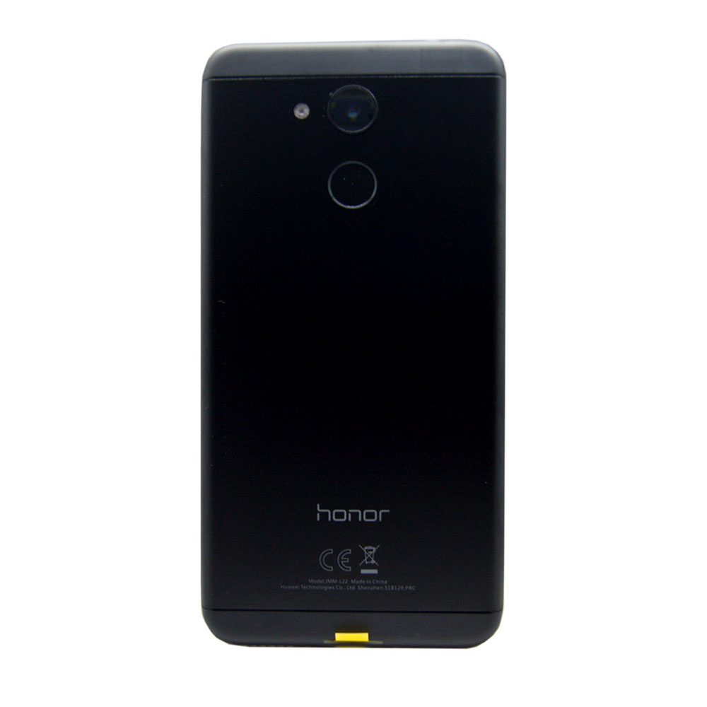 wholesale dealer 99a07 bf2a3 Huawei Honor 6C Pro (JMM-L22) Back Cover, Black, 97070SQE - Parts4GSM