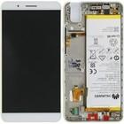 Huawei LCD Display Module ShotX (ATH-U01), White, 02350NBB