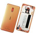 Nokia 6 Dual Sim (TA-1021) Achterbehuizing, 20PLEMW0016;20PLEMW0019;20PLEMW0004
