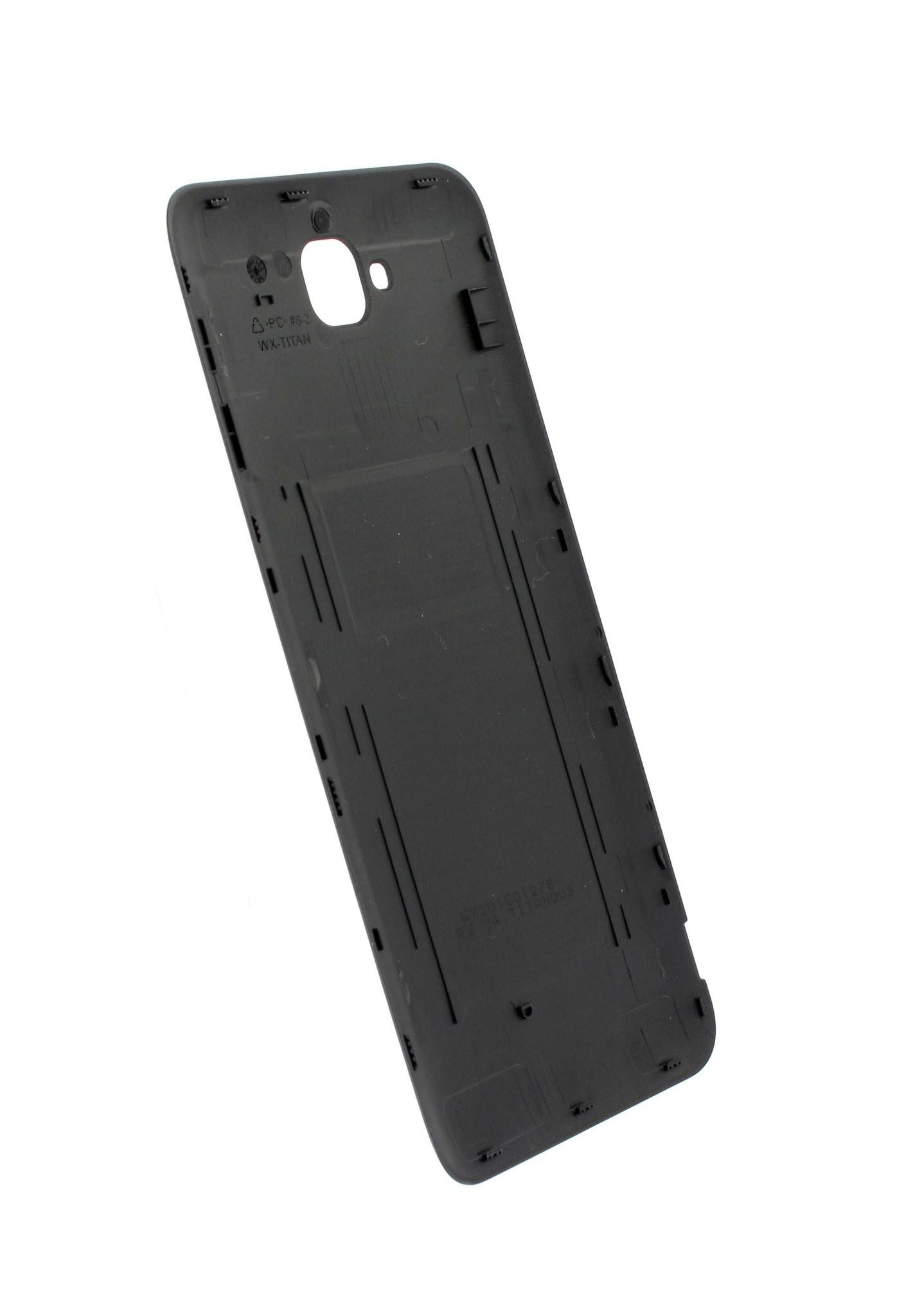 Huawei Y6 Pro 4G (TIT-AL00) Battery Cover, DarkGrey, 97070LEL