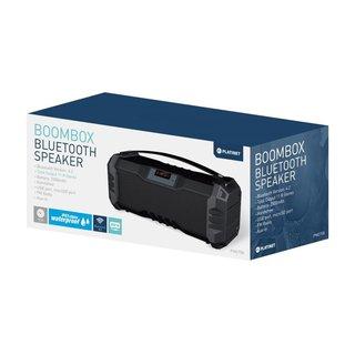 Platinet Speaker Pmg75B Boombox Bluetooth Black [44414]