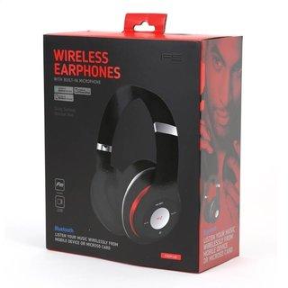 Freestyle Headset Bluetooth Fh0916 Schwarz/Schwarz [43681]