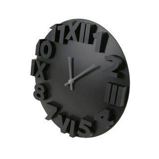 Platinet Modern Wall Clock/Black
