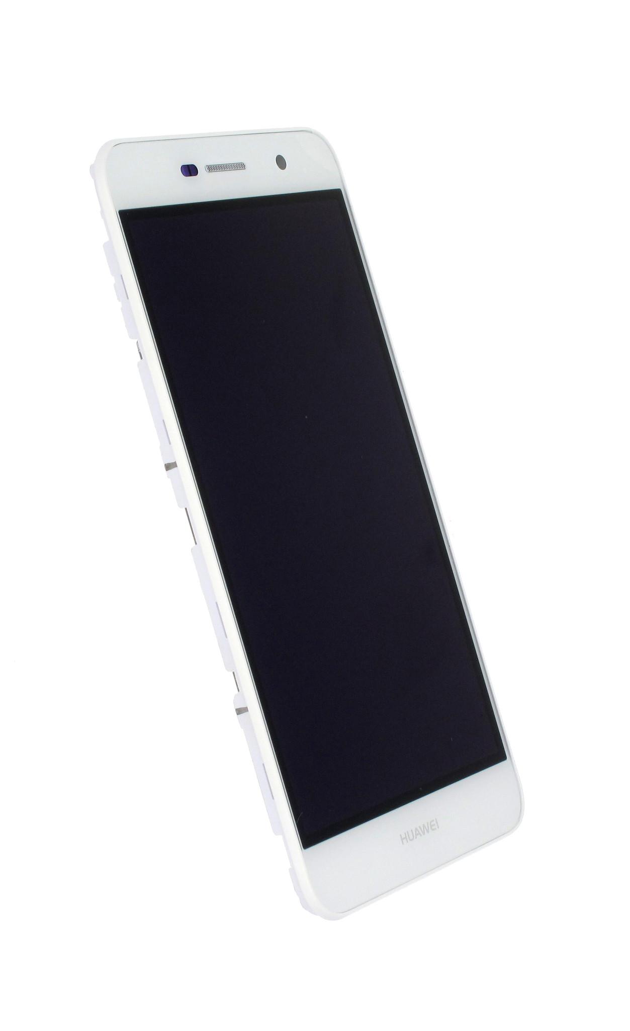 Huawei Y6 Pro 4G (TIT-AL00) LCD Display Module, White, 97070MDU