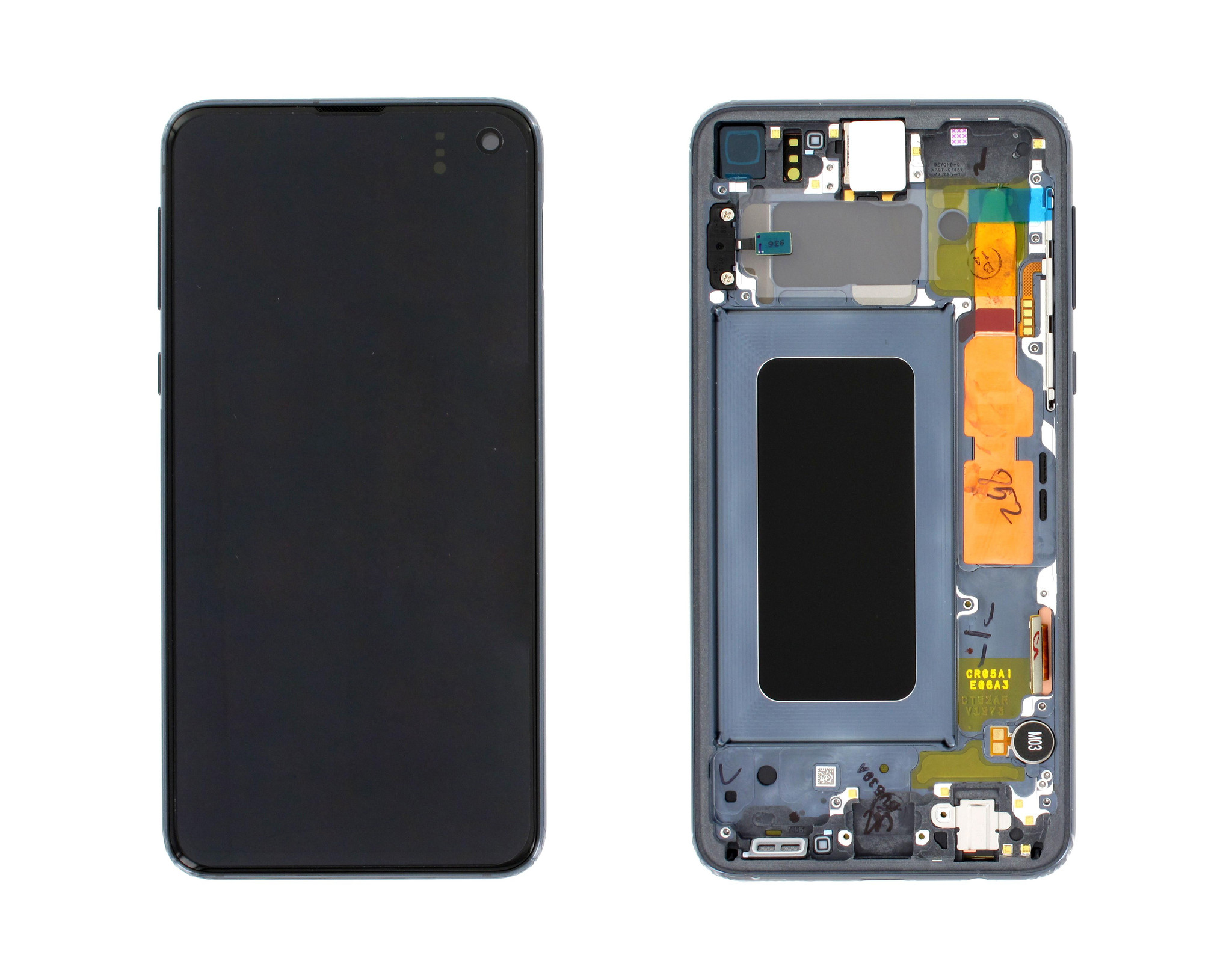 Samsung G970F Galaxy S10e LCD Display Module, Prism Black, GH82-18852A