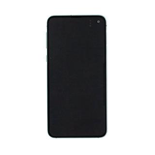 Samsung G970F Galaxy S10e LCD Display Modul, Prism Green/Grün, GH82-18852E