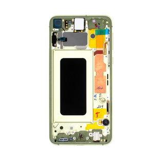 Samsung G970F Galaxy S10e LCD Display Modul, Canary Yellow/Gelb, GH82-18852G
