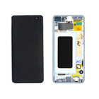 Samsung G975F Galaxy S10+ LCD Display Module, Prism Blue, GH82-18849C