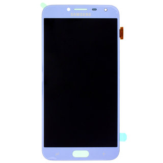 Samsung J400F/DS Galaxy J4 2018 LCD Display Modul, Orchid Gray/Grau, GH97-22084C;GH97-21915C