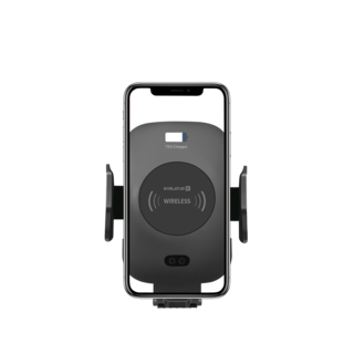 Car Holder - Qi Wireless Charger With Automatic Shutting System - WCH01