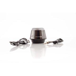 Evelatus Bluetooth Lautsprecher ESP01 - Schwarz