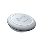 Evelatus Wireless Charger EWC01 - 5V, 1.5A - 9V 1.2A - White