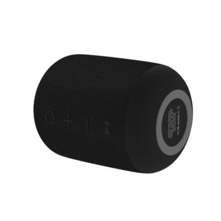 Evelatus Bluetooth Lautsprecher - S - EBS01 - Schwarz