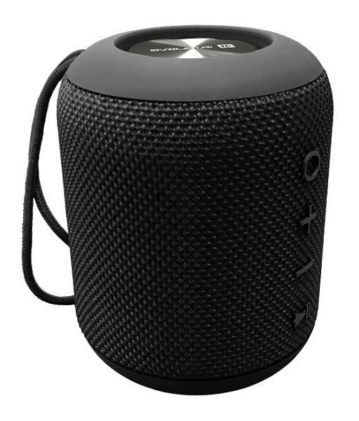 Evelatus Bluetooth Speaker - S - EBS01 - Black