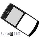 Nokia X2-01 Behuizing Voor Donkergrijs 0258006 | 2/11