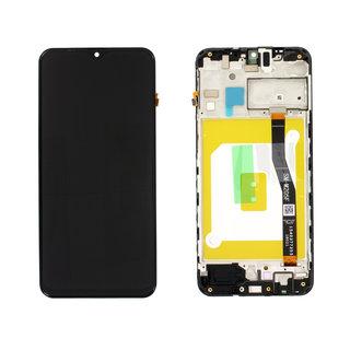 Samsung  M205F/DS Galaxy M20 Display, Schwarz, GH82-18682A