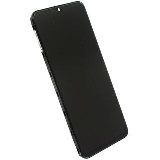 Samsung  M205F/DS Galaxy M20 Display, Black, GH82-18682A