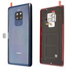 Huawei Mate 20 (HMA-L29) Accudeksel, Midnight Blue/Blauw, 02352FRD