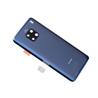 Huawei Mate 20 Pro Dual Sim Battery Cover, Midnight Blue/Blue, 02352GDE
