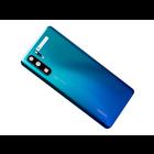 Huawei P30 Pro Dual Sim Accudeksel, Aurora Blue/Blauw, 02352PGL