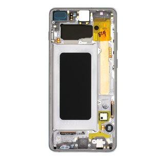 Samsung G975F Galaxy S10+ LCD Display Module, Prism/Ceramic Black/Zwart, GH82-18849A
