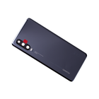 Huawei P30 Accudeksel, Zwart, 02352NMM