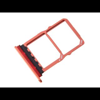 Huawei P30 (ELE-L29) Sim + Memory Card Tray Holder, Amber Sunrise/Red, 51661MDX