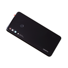 Huawei P30 Lite Battery Cover, Midnight Black/Zwart, 02352RPV