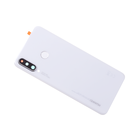 Huawei P30 Lite Accudeksel, Pearl White/Wit, 02352RQB