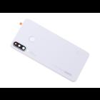 Huawei P30 Lite Akkudeckel , Pearl White/weiß, 02352RQB