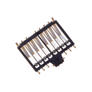 Huawei P30 Lite (MAR-L21) Simkaartlezer, 8 Pins, 14241313