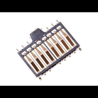 Huawei P30 Lite (MAR-L21) Sim Reader, 8 Pins, 14241313