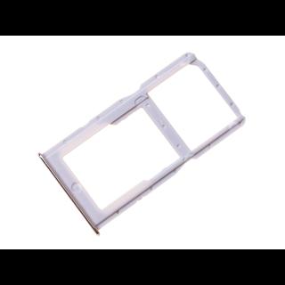Huawei P30 Lite (MAR-L21) Sim + Memory Card Tray Holder, Pearl White, 51661LWM