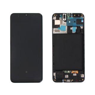 Samsung  A505F/DS Galaxy A50 Display, Schwarz, GH82-19204A;GH82-19713A