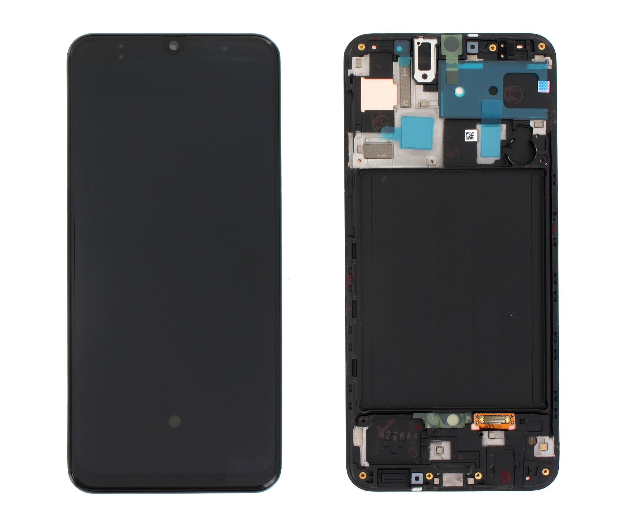 Samsung  Galaxy A50 Display, Black, GH82-19204A;GH82-19713A;GH82-19714A;GH82-19289A