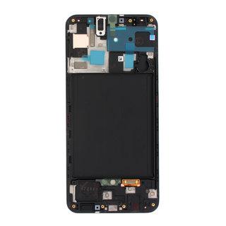 Samsung  A505F/DS Galaxy A50 Display, Zwart, GH82-19204A