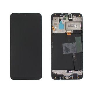 Samsung  A105F/DS Galaxy A10 Display, Schwarz, GH82-20227A