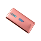 Nokia 8 Dual Sim (TA-1004) Achterbehuizing, Polished Copper/Koper, 20NB1MW0009